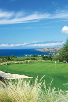 Hapuna Golf Course in Hawaii - Hole 6