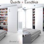 Assim eu gosto: blog de decoração e arquitetura - Confira algumas idéias para quem tem problema de espaço e saiba como deixar o visual mais limpo e bonito!