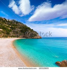 Costa Blanca Beach Stock Photos, Images, & Pictures | Shutterstock