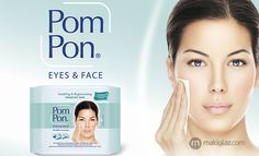 Make a step ahead on makeup removal for sensitive skin with Pom Pon Sensitive and don't settle for nothing less.  English Article http://makigiaz.com/blog/makeup-removal-for-sensitive-skin-en/  Greek Article http://makigiaz.com/blog/makeup-removal-for-sensitive-skin/