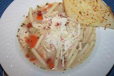 Crockpot Italian Chicken Soup Recipe