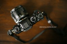Review of the Fuji X-T1 and 35mm 1.4 R lens. #brendalandrum