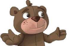 How to draw Teddy from Doc Mcstuffins