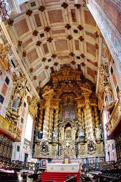 Portugal, Porto la cathédrale Sé   #Porto #Portugal #Travel