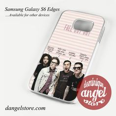 Fall Out Boy Phone Case for Samsung Galaxy S3/S4/S5/S6/S6 Edge/S6 Edge Plus