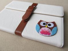 Cute Owl iPad mini 2, Owl iPad mini / iPad Mini Retina Cover , iPad mini Stand , iPad mini Case , White by TheLittleTreeHouse on Etsy