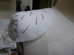 Channel shoulder pads