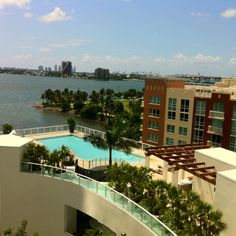 Paramount Bay Miami views