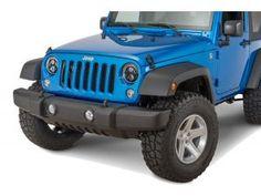 J.W. Speaker® Model 8700 Evolution J Series LED Headlights for 07-16 Jeep® Wrangler & Wrangler Unlimited JK