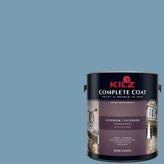 Miracle Bay Kilz Complete Coat Interior Exterior Paint Primer