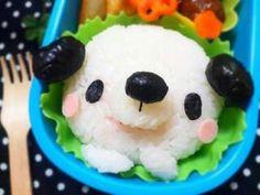 Dog onigiri