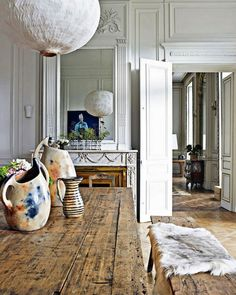 Mix and Match French style