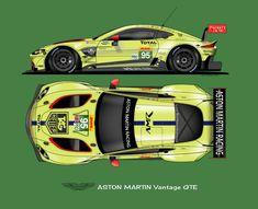 Aston Martin GTE (updated)