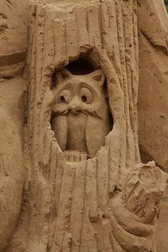 This is an example of some wonderful Sand creations.