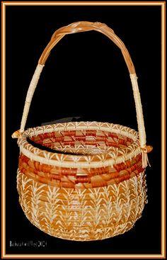 Braided Handle Basket