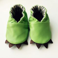 Little House in the Orchard: Leather Baby / Toddler Moccasins, Lizard Style in Baby Shoes | eBay