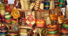 Plateia.co #ValoralaIdentidad #PlateiaColombia #Colombia #artesania #handicraft Resultado de imagen para artesanias tipicas de colombia