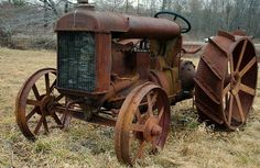 Fordson Tractor | Flickr - Photo Sharing!