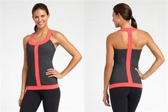 28 Adorable Items in this Season's Fitness Fashion Color: Salmon Pink. Zobha Grace 4G Tank