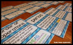 Go Math Resources for Fifth Grade.  LOVE the organization and ease of these resources. Great blog post!