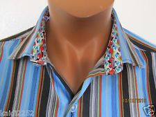 Shop from the world's largest selection and best deals for Robert Graham L Regular Size Striped Casual Shirts for Men. Shop with confidence on eBay!