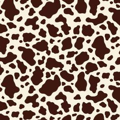Aesthetic Backgrounds, Aesthetic Wallpapers, Cow Wallpaper, Spotted Wallpaper, Animal Print Wallpaper, Cowboy Quilt, Cow Spots, Cow Pattern, Michael Miller Fabric