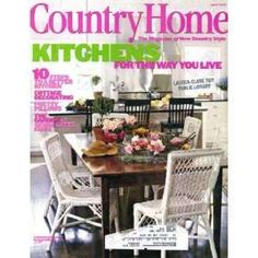 about country home magazine on pinterest country lifestyle country