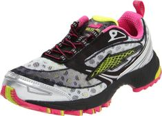 AVIA  Women's Avi-bolt XZR Running Shoe,Dark Grey/Dark Pink/Light Green,11 M US -- Check out the image by visiting the link.