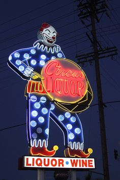 Circus Liquor in North Hollywood, California