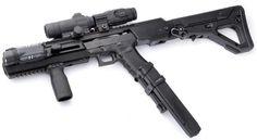 Glock carbine kit Find our speedloader now! www.raeind.com or http://www.amazon.com/shops/raeind