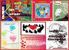 CILLYart4U's KIDS KORNER for February 2018 is now up! Enjoy the fun of love & friendship with your children, families, students and friends all month long with these great books, simple games, activities, arts & crafts and coloring! To get there, go to...  http://cillyart4u.wixsite.com/cillyart4u/kidskorner