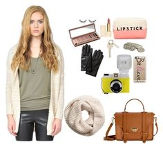 """Fall Essentials"" by stylegirl-ca ❤ liked on Polyvore featuring Sephora Collection, Tory Burch, Forever 21, Urban Decay, GiGi New York, Banana Republic, Casetify and H&M"