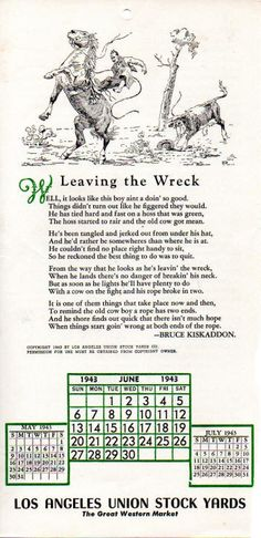 Bruce Kiskaddon Classic Cowboy Poet  www.cowboypoetry.com  Cowboy Poetry