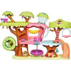 Littlest Pet Shop Magic Motion Tree House @Juliet