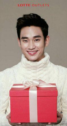 ❤❤ 김수현 Kim Soo Hyun my love ♡♡ love everything about you.. || Lotte Department Store