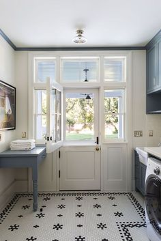 Best 20 Laundry Room Makeovers - Organization and Home Decor Laundry room decor Small laundry room organization Laundry closet ideas Laundry room storage Stackable washer dryer laundry room Small laundry room makeover A Budget Sink Load Clothes Home, House Styles, House, Farmhouse Laundry Room, Mudroom Laundry Room, Room Makeover, House Interior, Room Design, Room Decor