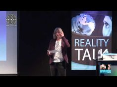 "Simon Day and Joanna van der Leer: ""The TV Delusion"" 