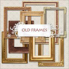 Old Frames printables