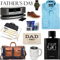 Father's Day gift guide | Beautifully Seaside