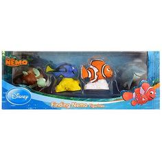 Disney Finding Nemo Figurines Boxed Set ** Read more reviews of the product by visiting the link on the image-affiliate link.