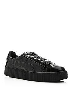 FENTY Puma x Rihanna Men s Cracked Leather Creeper Sneakers Men -  Bloomingdale s 6f5543204aa
