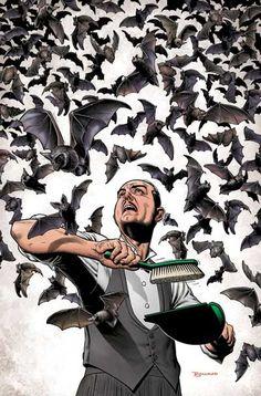 BATMAN GOTHAM KNIGHTS #42. Alfred by Brian Bolland