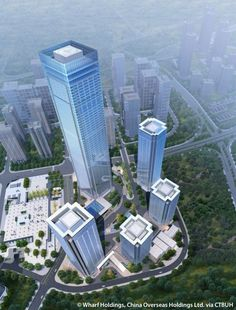 Chongqing IFS T1 - The Skyscraper Center