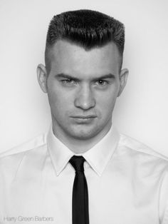 men+with+flat+top+haircuts | flattop haircut