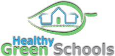 Healthy Green Schools Logo