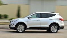 Hyundai Santafe sẽ có tên mới cho biến thể 8 chỗ