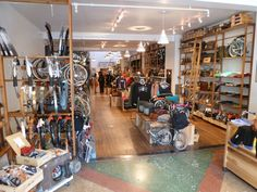 Bike Shop Merchandising and Service Grow Up on http://velojoy.com/2012/09/25/bike-shop-merchandising-grows-up/