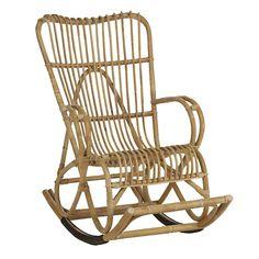 Rocking chair Seventies