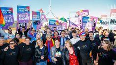 L'Australia approva i matrimoni gay