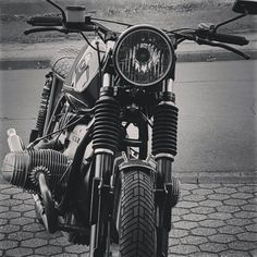 R 65 caferacer